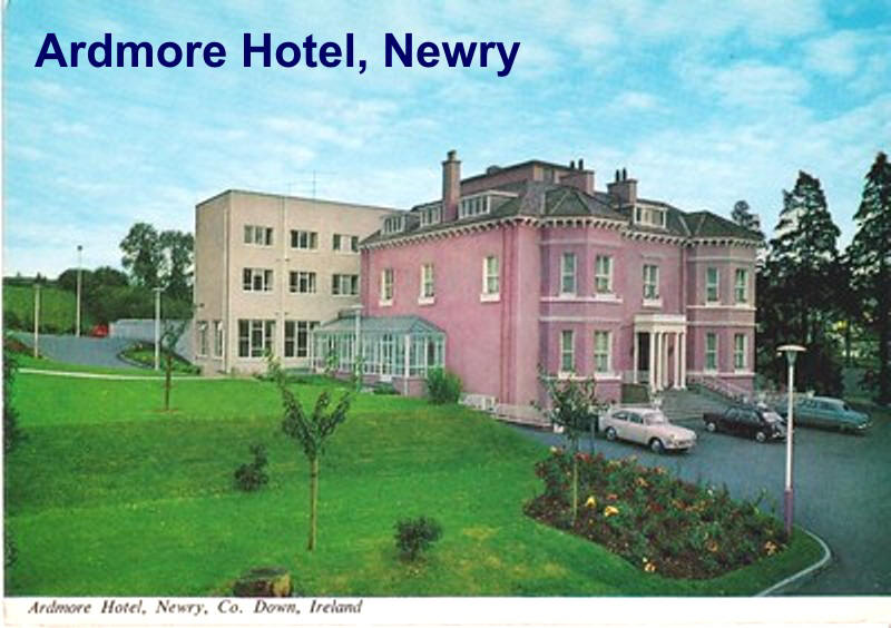 Ireland Hotels The Hotel Was Abandoned And Site Lay Derelict For Almost A Decade Before Ruc Built New Police Headquarters On