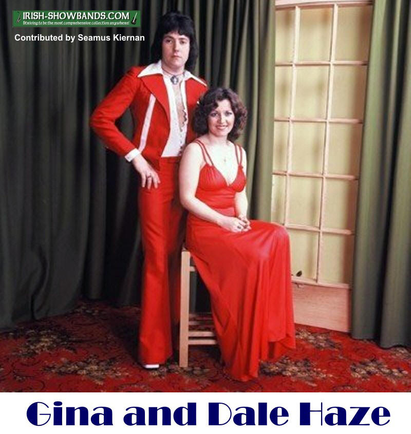 Gina, Dale Haze & The Champions - From The Begining
