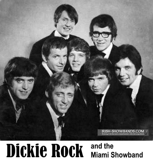 Dickie Rock Miami Showband Theres Always Me