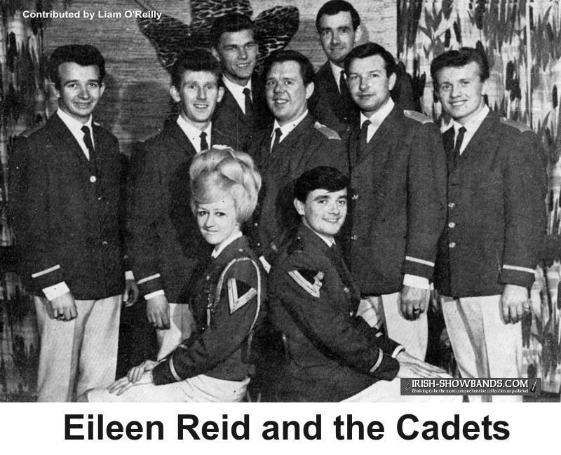 Cadets Showband Vocals