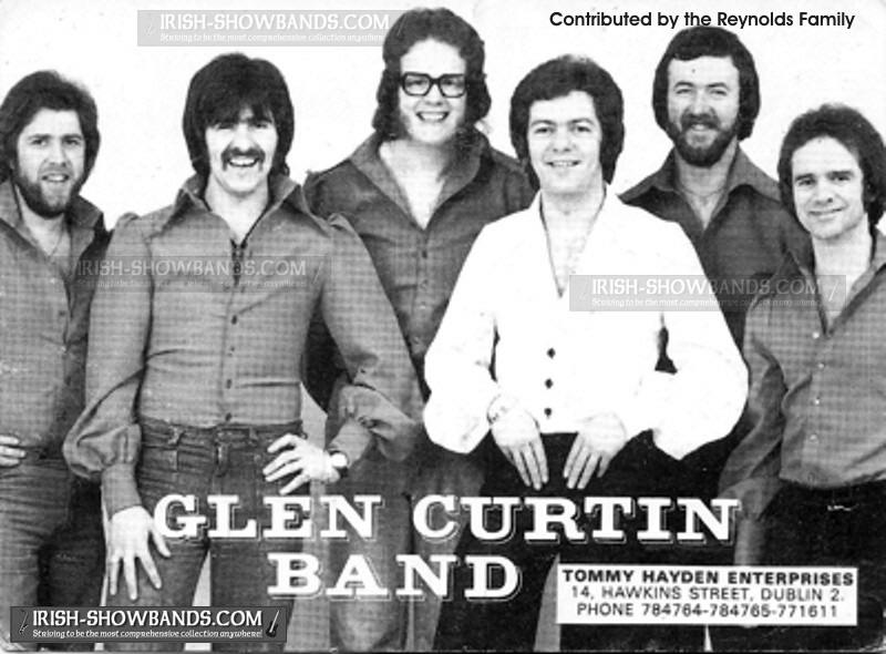 Glen Curtin Band