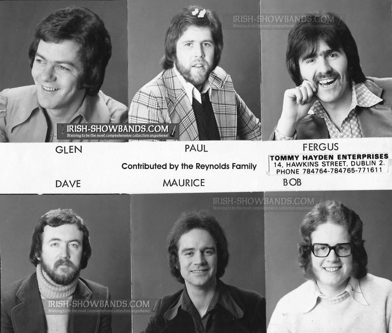 Glen Curtin Band