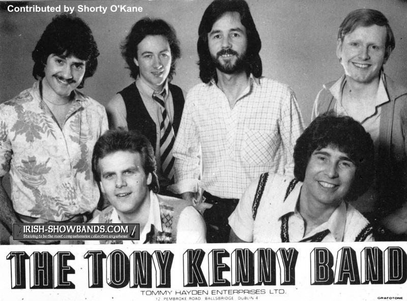 Tony Kenny Band